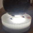Capture d'écran 2017-05-29 à 12.38.26.png Download free STL file Light evolving lamp • 3D printable design, Job