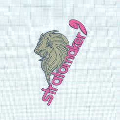 Free 3D printer file #STRATOMAKER, elzaiiriio