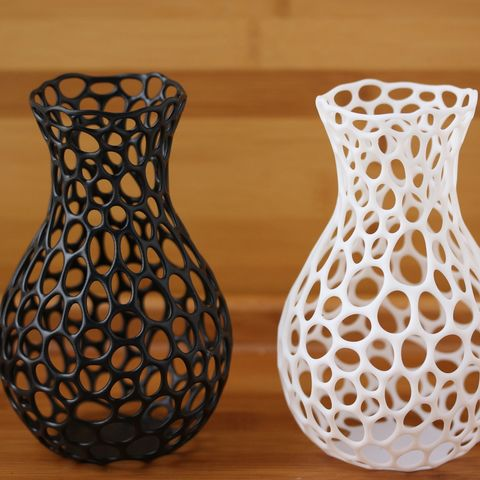 IMG_2168.jpg Download STL file Cell Vase • 3D print object, aad345