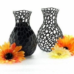 3D printer models Cell Vase, aad345