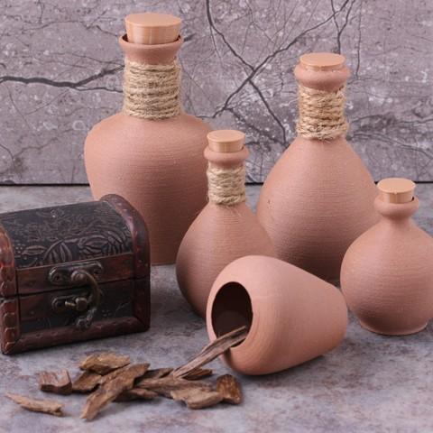 Descargar archivo 3D gratis Botellas de Poción Multiusos, aad345