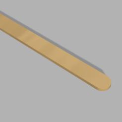 Download free STL files ice cream stick, iTq
