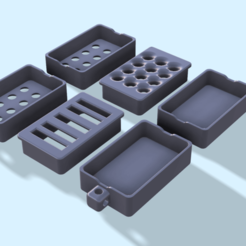 m.png Download STL file Fragrance diffuser • 3D printable template, iTq