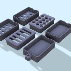 m.png Télécharger fichier STL Fragrance diffuser • Modèle pour imprimante 3D, iTq