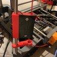 Download free STL files boitier capteur fin filament pour axe 8mm, gerald85