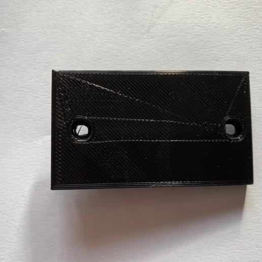 IMG_0511.JPG Télécharger fichier STL gratuit boitier capteur fin filament pour axe 8mm • Design pour imprimante 3D, gerald85