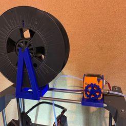 Télécharger fichier impression 3D gratuit extrudeur déporté discoeasy 200, gerald85