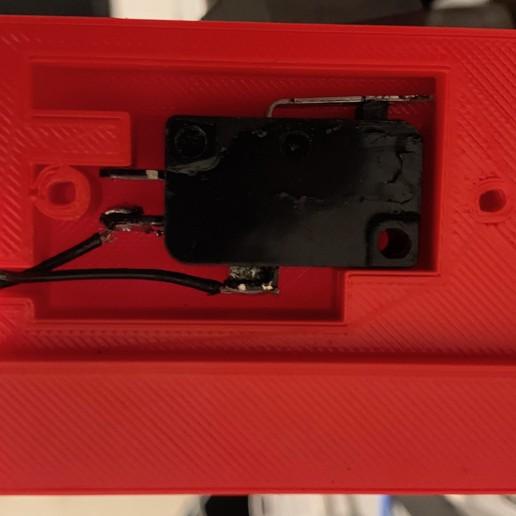 IMG_0647.jpg Télécharger fichier STL gratuit boitier capteur fin filament pour axe 8mm • Design pour imprimante 3D, gerald85