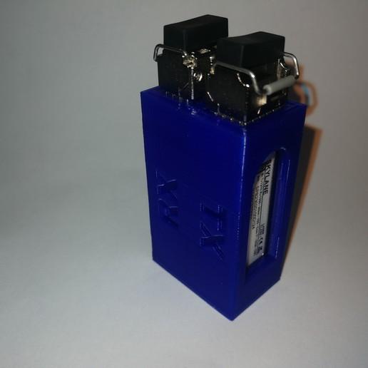 sfp_box_1.jpg Télécharger fichier STL gratuit sfp x2 box • Objet pour impression 3D, gerald85