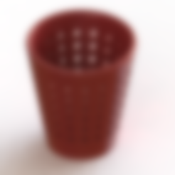 Download STL file Weight pencil pot • Template to 3D print, ben3dcraft