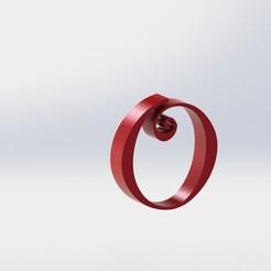 O-1.JPG Télécharger fichier STL Lettre O • Objet à imprimer en 3D, ben3dcraft