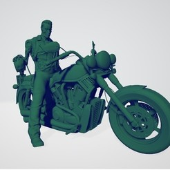 Download 3D printer templates Terminator, DarkRadamanthys