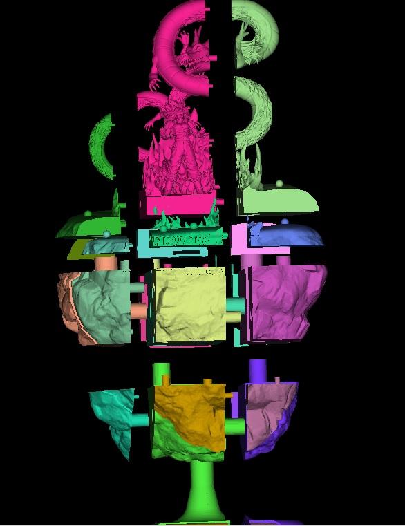 1.jpg Télécharger fichier STL gratuit Diorama Goku phase4 dragon ball GT • Plan pour imprimante 3D, DarkRadamanthys