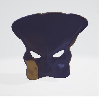 completa inside.jpg Download free STL file Predator mask • 3D printable template, DarkRadamanthys