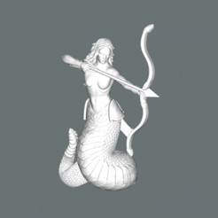 Download free 3D printing designs Gorgon Medusa, DarkRadamanthys