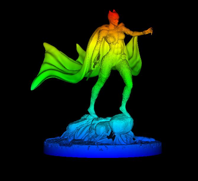 Sin título.png Télécharger fichier STL gratuit Femme panthère noire • Design pour impression 3D, DarkRadamanthys