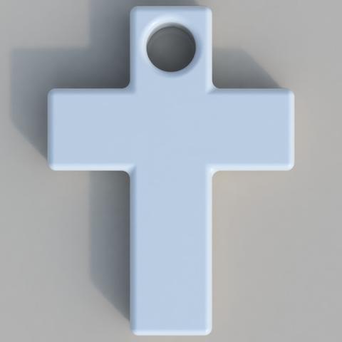 Capture d'écran 2017-05-31 à 18.11.03.png Télécharger fichier STL Cross • Plan imprimable en 3D, 3DPrintingGurus