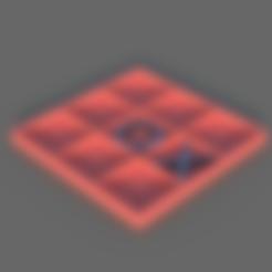 Free 3D model Tic Tac Toe, TK3D
