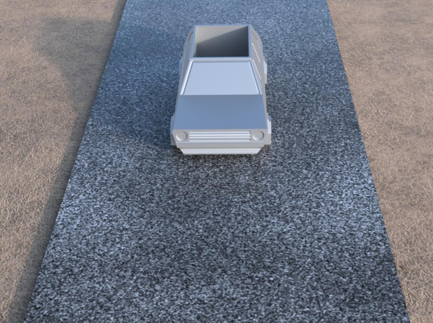 Capture d'écran 2017-05-31 à 19.52.31.png Download STL file Volkswagen Golf GTI - Low Poly Planter • 3D printer design, 3DPrintingGurus