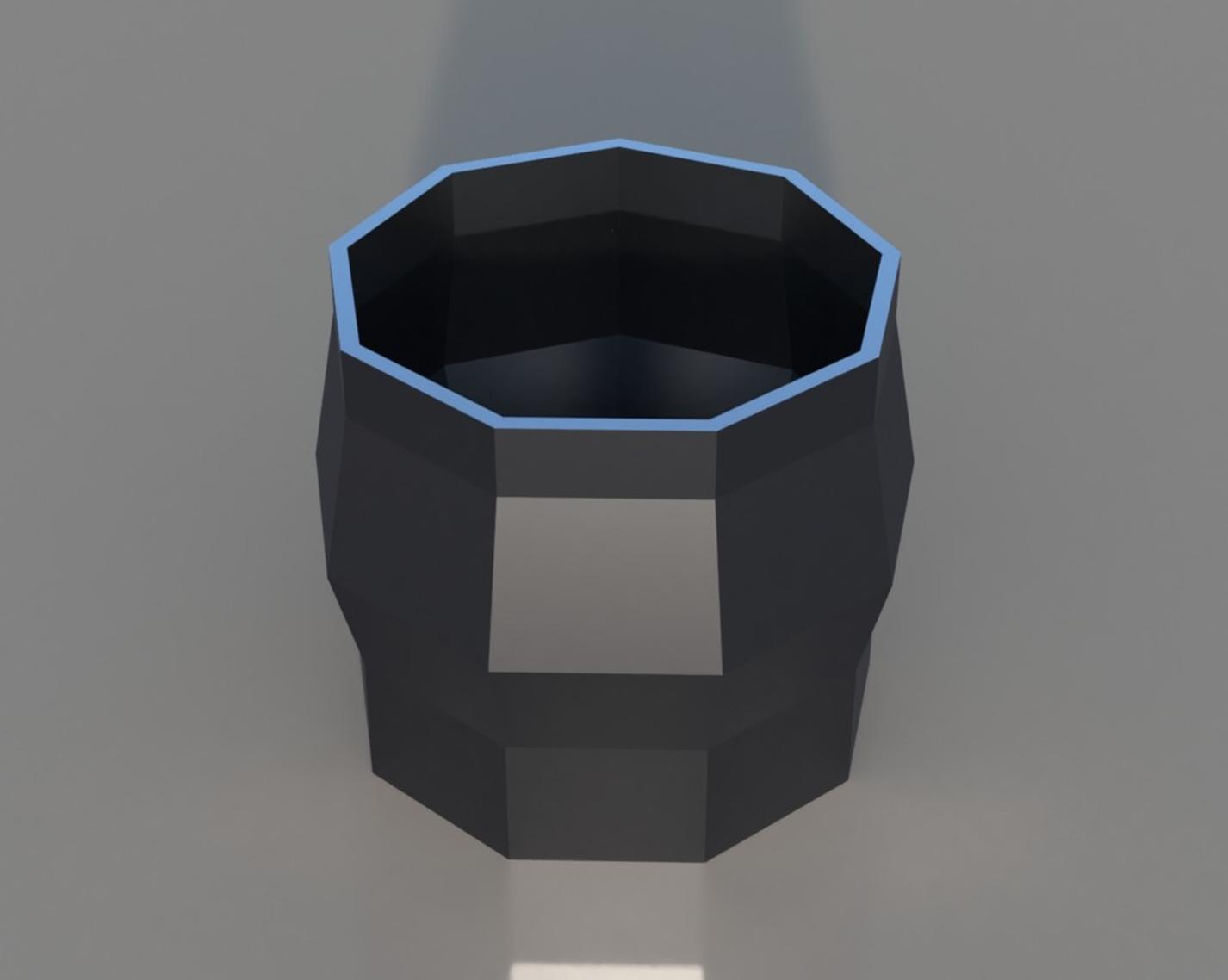 Capture d'écran 2017-09-13 à 10.35.26.png Download free STL file Geometric Vase • 3D printable object, 3DPrintingGurus