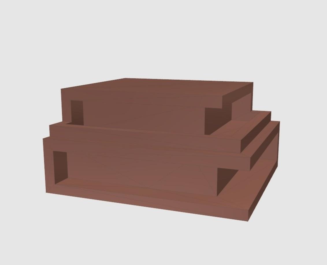 Capture d'écran 2017-05-31 à 16.39.33.png Download free STL file Modern House • 3D printer model, 3DPrintingGurus