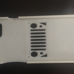 Capture d'écran 2017-05-31 à 16.10.13.png Download free STL file Jeep Iphone 6 plus case • 3D print design, 3DPrintingGurus