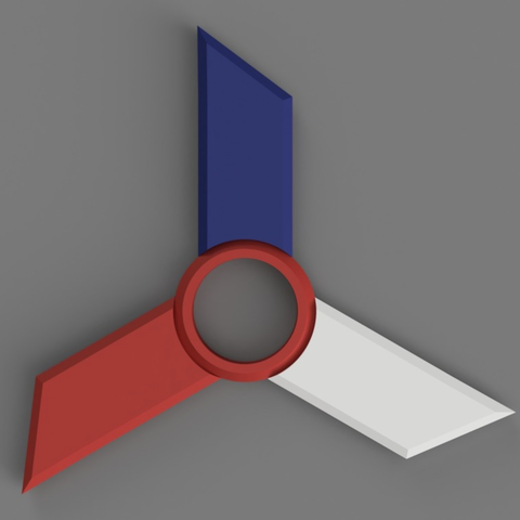 Capture d'écran 2018-01-05 à 10.56.53.png Download STL file Multi Color Fidget Spinner • 3D print model, 3DPrintingGurus