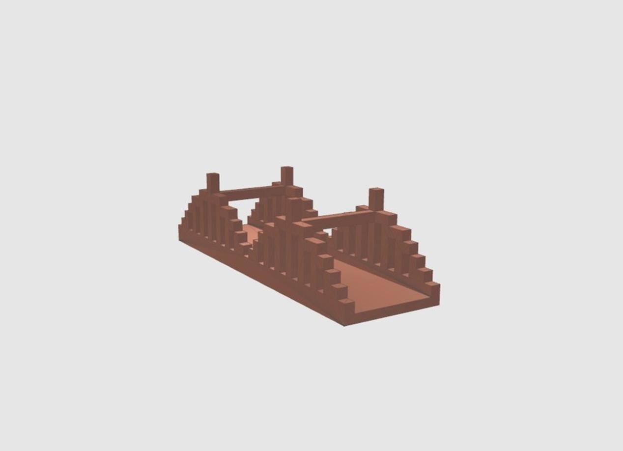 Capture d'écran 2017-05-31 à 16.33.43.png Download free STL file Bridge • Design to 3D print, 3DPrintingGurus