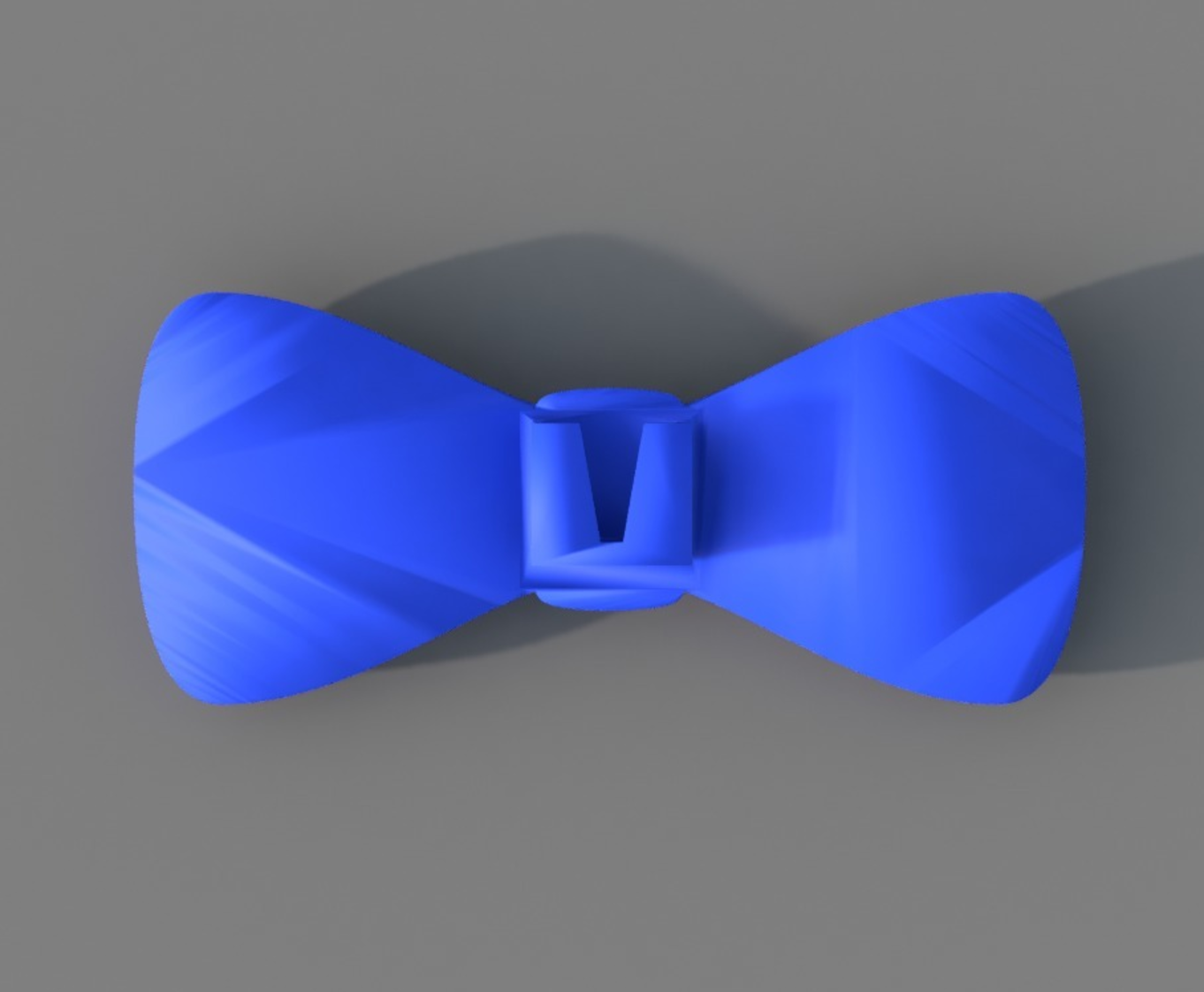Capture d'écran 2017-06-20 à 10.07.34.png Download STL file Bowtie (clips on to button) • 3D printing model, 3DPrintingGurus