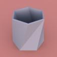 Capture d'écran 2017-06-06 à 16.07.12.png Télécharger fichier STL Jardinière en vase torsadé • Objet imprimable en 3D, 3DPrintingGurus