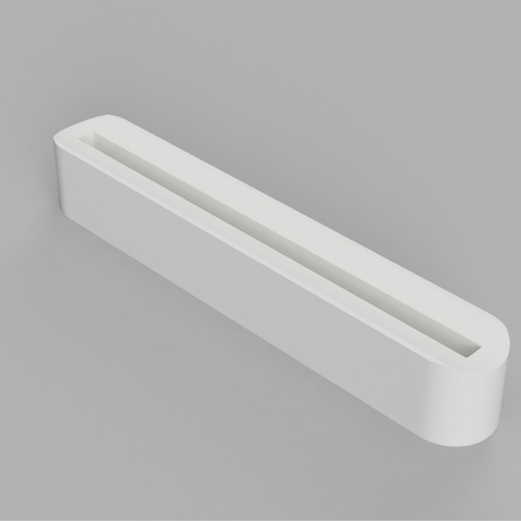 Download free STL file Tooth Paste Squeezer • 3D printer template, 3DPrintingGurus