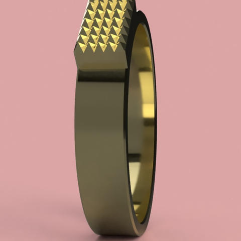 Capture d'écran 2017-06-09 à 09.32.17.png Download free STL file Cool Ring ( Gender Neutral ) • 3D printer design, 3DPrintingGurus