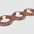 Download free 3D printer files Fidget Spinner, TK3D