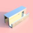Download free 3D printer model Sleek Business Card Holder, TK3D