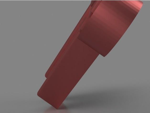 de9e0fb2bc32dc3f2c2bfcaebac57074_preview_featured.jpg Download STL file Wonder Woman Keychain • 3D printable template, 3DPrintingGurus
