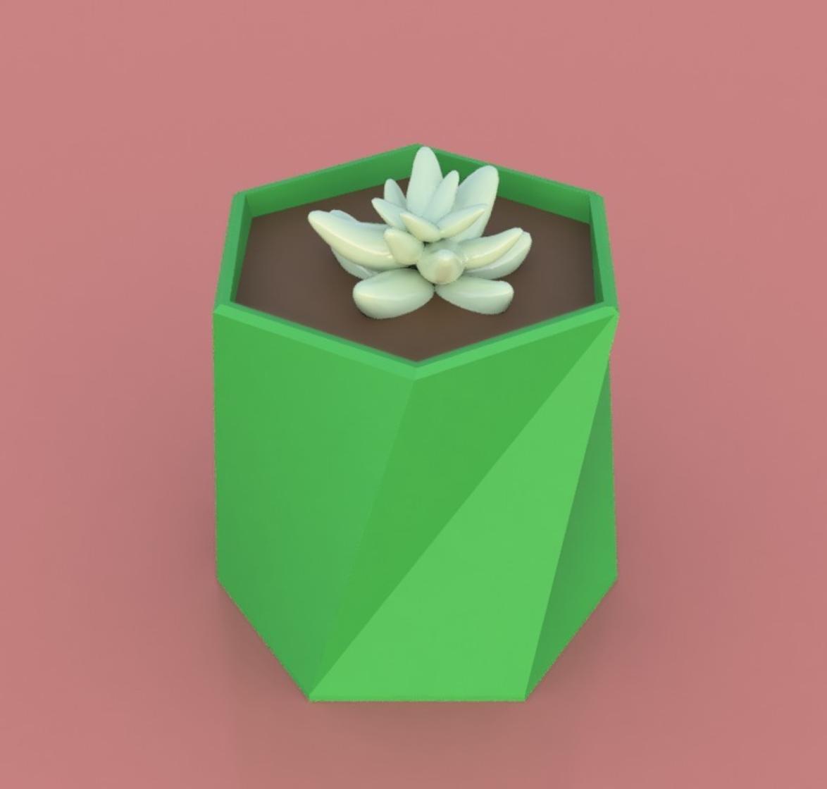Capture d'écran 2017-06-06 à 16.07.08.png Télécharger fichier STL Jardinière en vase torsadé • Objet imprimable en 3D, 3DPrintingGurus