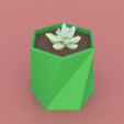 Download free 3D printer templates Twisted Vase Planter, TK3D