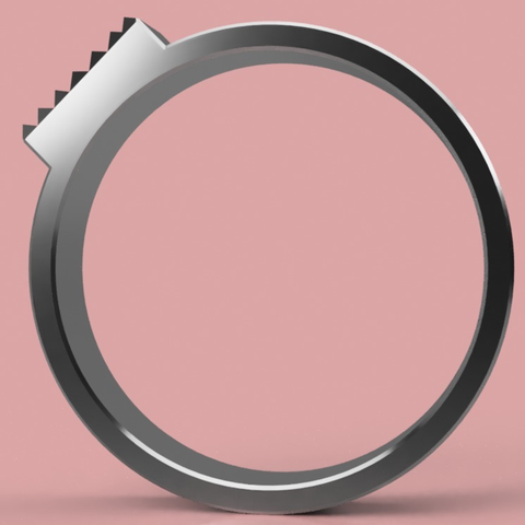 Capture d'écran 2017-06-09 à 09.32.43.png Download free STL file Cool Ring ( Gender Neutral ) • 3D printer design, 3DPrintingGurus