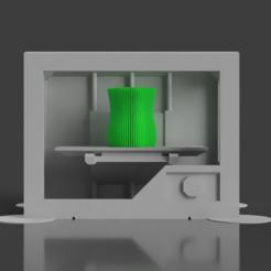 Free 3d model Linear Pattern Vase, TK3D