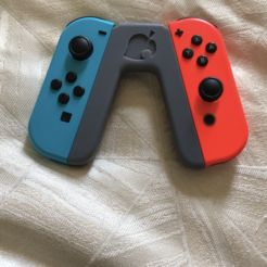 Download 3D printing templates Animal Crossing Joy Con Grip, TK3D