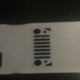 Free STL file Jeep Iphone 6 plus case, TK3D