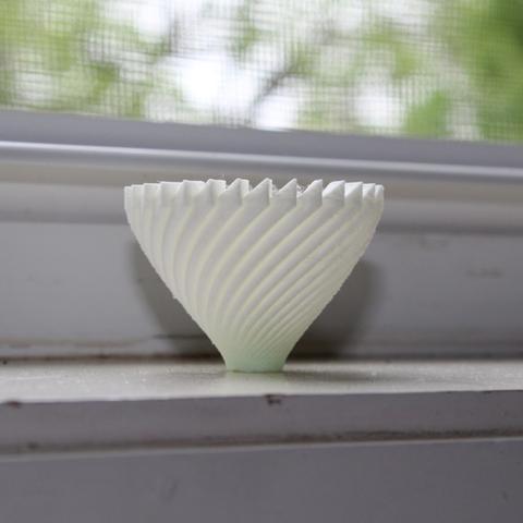 Capture d'écran 2017-05-31 à 19.16.28.png Download free STL file Origami Vase • 3D printable model, 3DPrintingGurus