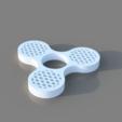 Capture d'écran 2017-12-20 à 11.08.56.png Download free STL file Honey Comb Fidget Spinner • 3D printer design, 3DPrintingGurus