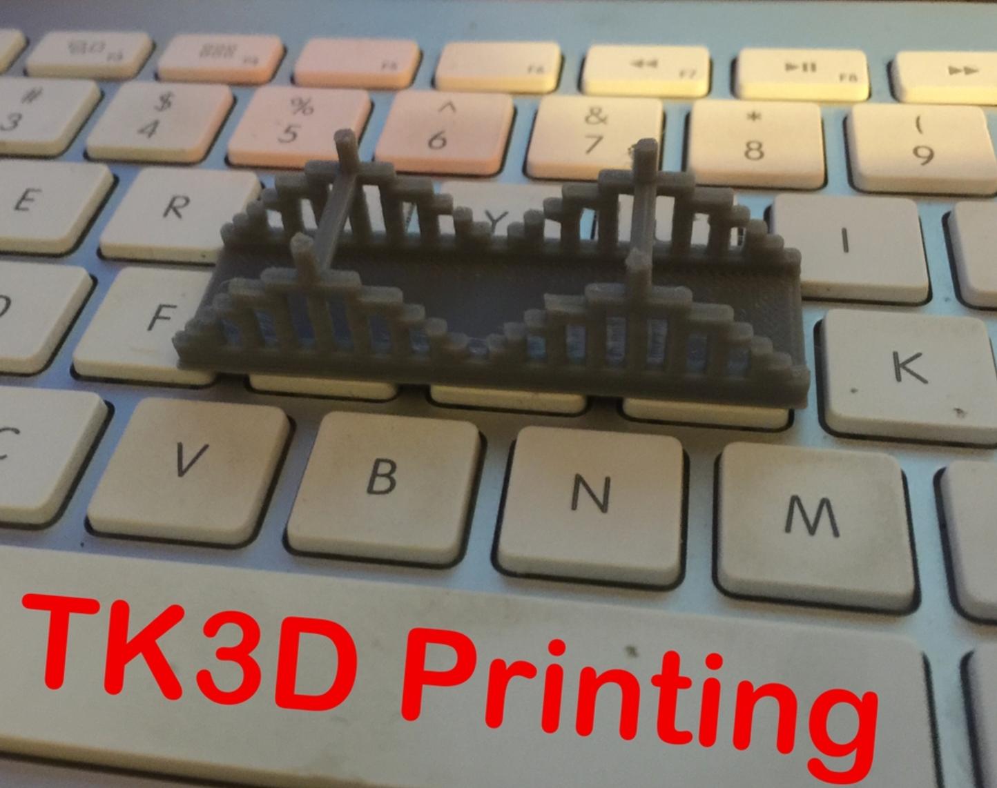 Capture d'écran 2017-05-31 à 16.33.52.png Download free STL file Bridge • Design to 3D print, 3DPrintingGurus