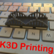 Free STL file Bridge, TK3D