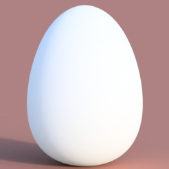 Download free STL file  Gift Egg, TK3D
