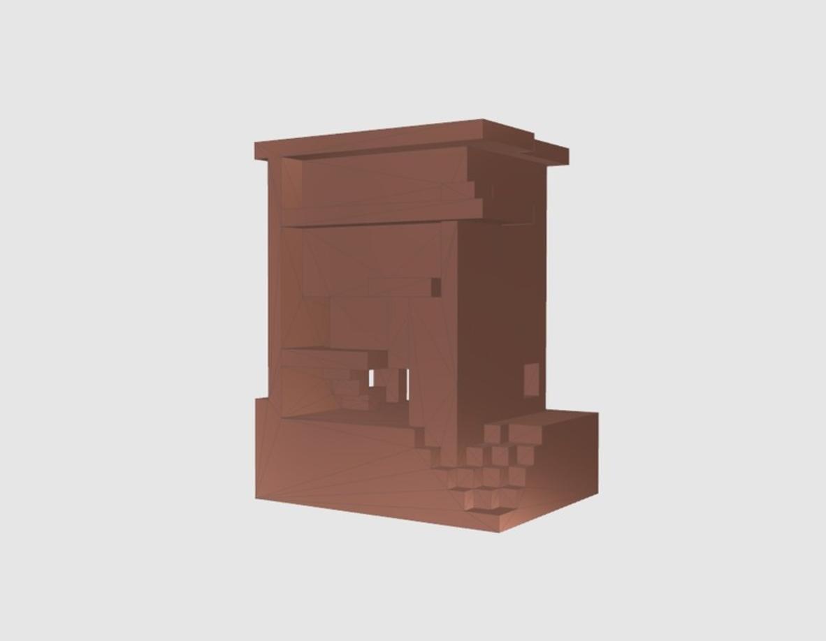 Capture d'écran 2017-05-31 à 16.37.30.png Download free STL file Modern House • 3D printer model, 3DPrintingGurus