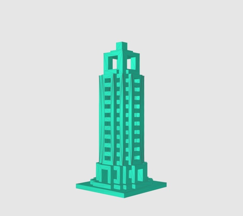 Capture d'écran 2017-05-31 à 17.07.07.png Download free STL file Skyscraper • 3D printable model, 3DPrintingGurus