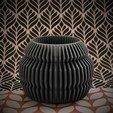 a79cecdd96b6a6d667b7183458b9daf6_preview_featured.jpg Download STL file Fin Vase • 3D printer object, 3DPrintingGurus