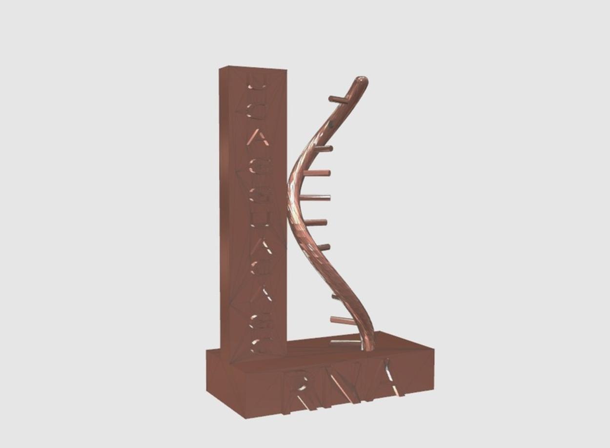 Capture d'écran 2017-05-31 à 16.40.26.png Télécharger fichier STL gratuit RNA Strand • Objet pour imprimante 3D, 3DPrintingGurus